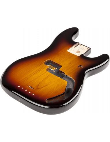 Cuerpo Aliso Fender® Standard Series Precision Bass® - Brown Sunburst