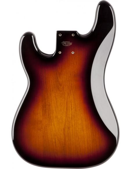 Fender® Standard Series Precision Bass® Alder Body, Brown Sunburst