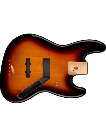 Cuerpo Aliso Fender® Standard Series Jazz Bass® - Brown Sunburst