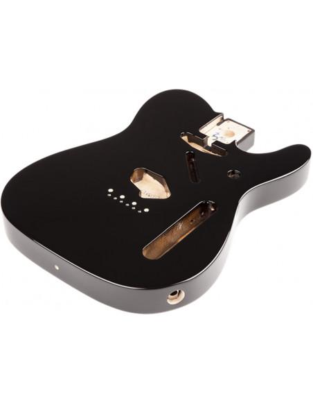 Fender® Classic Series 60's Telecaster® Alder Body, Black