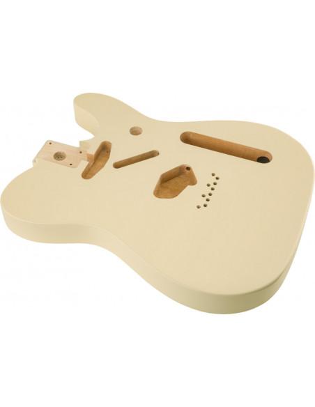Fender® Classic Series 60's Telecaster® Alder Body, Olympic White