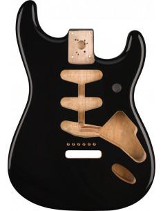 Cuerpo Aliso Fender® Classic Series 60's Stratocaster® - Black