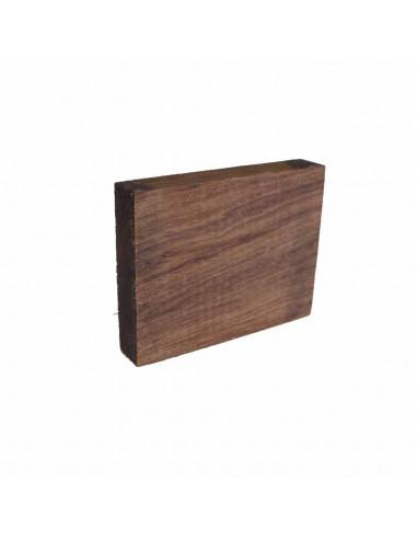 Honduras Rosewood Castanet 95x75x15 mm