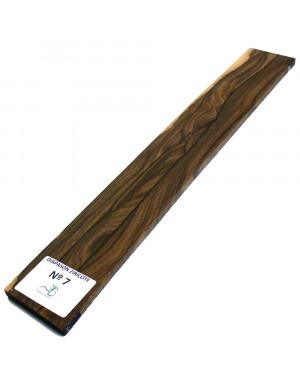 Ziricote Fingerboard Nº7