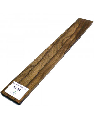 Ziricote Fingerboard Nº21