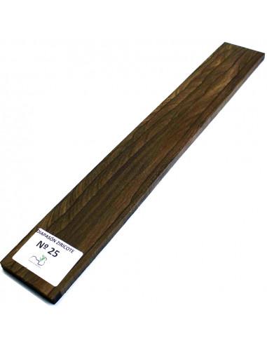 Ziricote Fingerboard Nº25