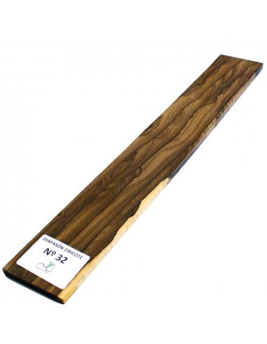 Ziricote Fingerboard Nº32