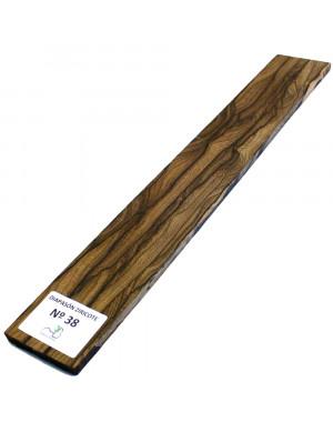 Ziricote Fingerboard Nº38