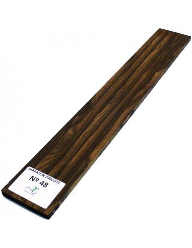 Ziricote Fingerboard Nº48