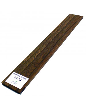 Ziricote Fingerboard Nº53