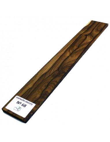 Ziricote Fingerboard Nº68