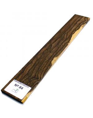 Ziricote Fingerboard Nº84