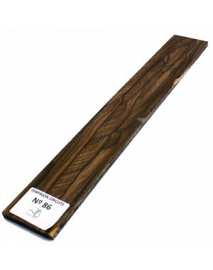 Ziricote Fingerboard Nº86