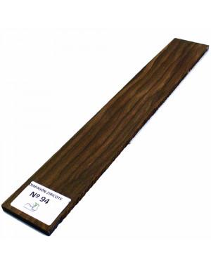 Ziricote Fingerboard Nº94