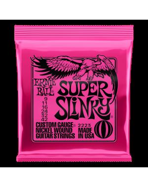 Ernie Ball Super Slinky...