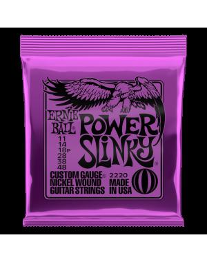 Ernie Ball Power Slinky...