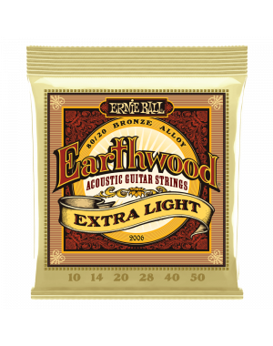 Ernie Ball Earthwood Extra...