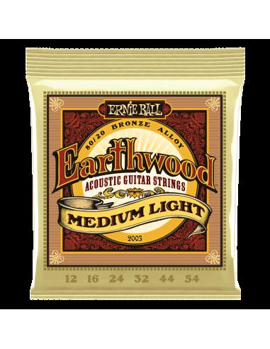 Ernie Ball Earthwood  Medium Light...