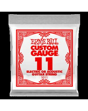 Ernie Ball 0.11 Plain...