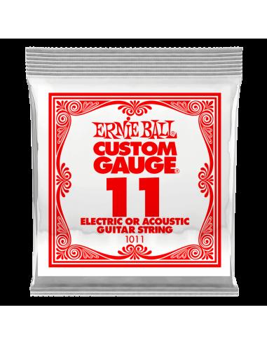 Ernie Ball 0.11 Plain Electric /...