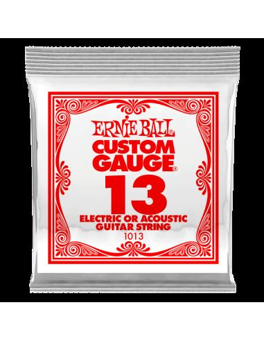 Ernie Ball 013 Plain Electric /...