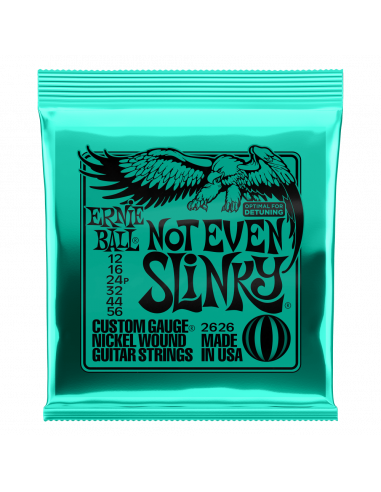 Ernie Ball Not Even Slinky Electric...