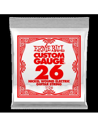 Ernie Ball 026 Nickel Wound Electric...