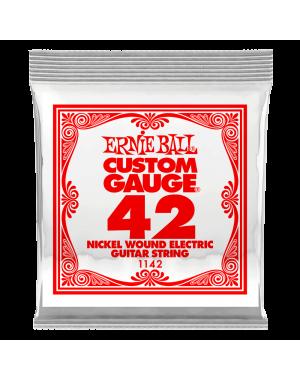 Ernie Ball 042 Nickel Wound...