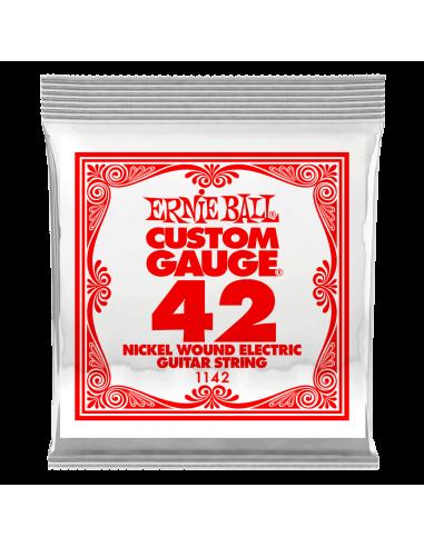 Ernie Ball 042 Nickel Wound Electric...