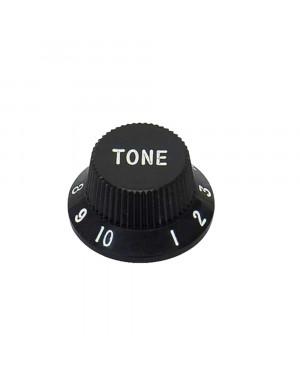 Botón Campana Negro Tono...