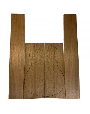 African Mahogany Set for...