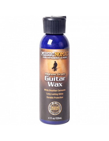 Guitar wax restores shine and...