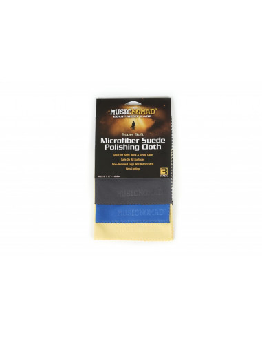 3-Pack of microfiber cloths removes...
