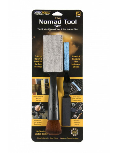 Cleaning tool for guitar and bass,...