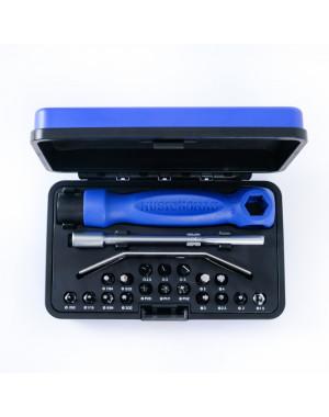 Set of tools for adjusting...