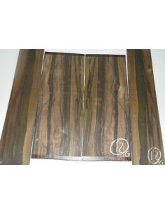 Nº 12G Exotic Ebony Set (550x200x4 and 800x110x3,5 mm)x232