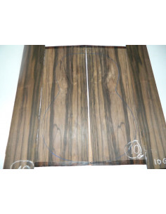 Nº 10G Exotic Ebony Set (550x200x4 and 800x110x3,5 mm)x232
