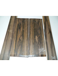 Nº 31E Exotic Ebony Set (550x200x4 and 800x110x3,5 mm)x232