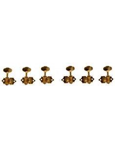 Gotoh® Machine Head SE700/06M Gold