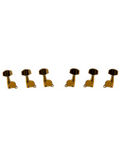 Gotoh® Machine Head SG381/01-LRGG Gold