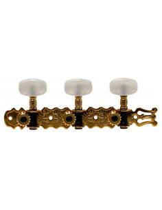 Clavijero Van Gent® 29 Negro/Oro