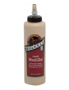 Titebond® II Dark WGlue 16 oz