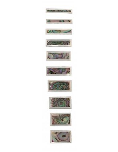 Position Marker (Set of 9 piezas) GOTOH DM-PMK 114