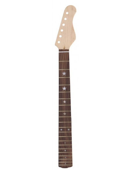SST 10GN19 Finished maple Neck for Electric Guitar