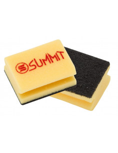 SUMMIT® Abrasive-Polishing Foam Pad (Rough-Black)