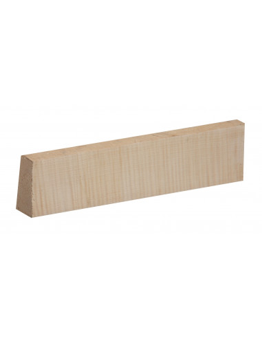 AAA Curly Maple Neck 425x80x60/40 mm.