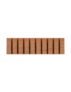 Sapele Top/Back/Side Reinforcement E-04