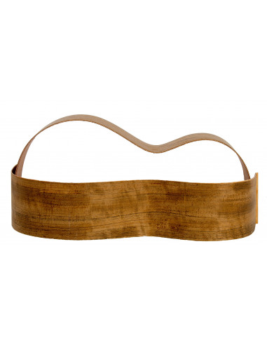 Sides Ovangkol Outer Face 0,5 mm. + Sapele Inner Face (800x110x2,2/2,4 mm.)x2