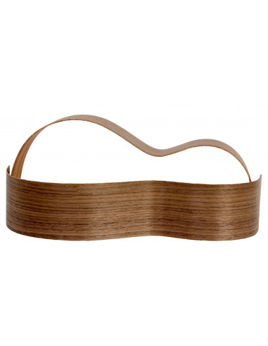 Sides Walnut Outer Face 0,6 mm. + Sapele Inner Face (800x110x2,2/2,4 mm.)x2
