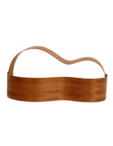 Sides Sapele Outer Face 0,7 mm. + Sapele Inner Face (800x110x2,2/2,4 mm.)x2